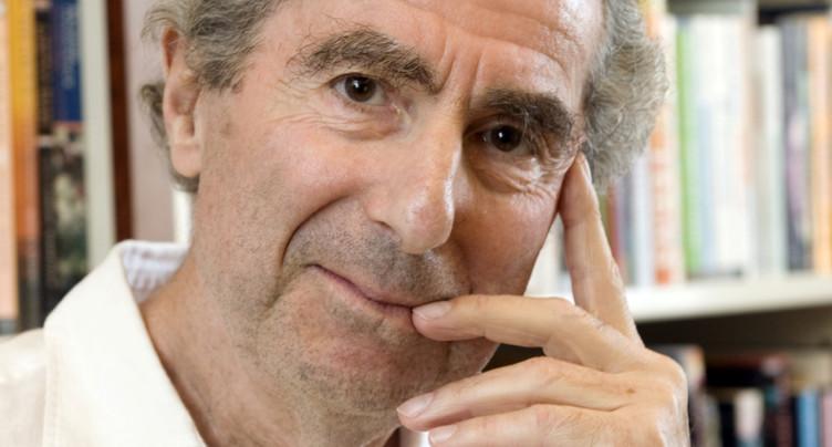 Philip Roth, un géant de la littérature américaine, n'est plus