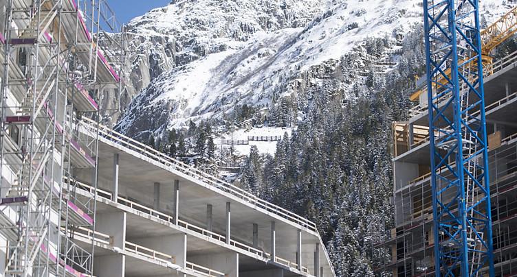 Les prix des logements de vacances dans les Alpes en légère hausse