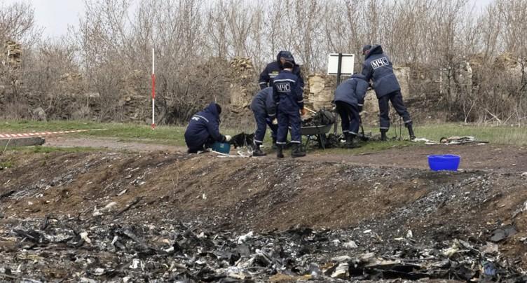 Le missile qui abattu le vol MH17 appartenait à l'armée russe