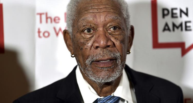 L'acteur Morgan Freeman s'excuse après avoir été accusé d'arcèlement sexuel