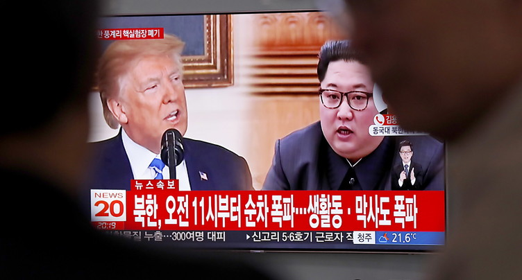 La Corée du Nord toujours ouverte au dialogue avec les Etats-Unis