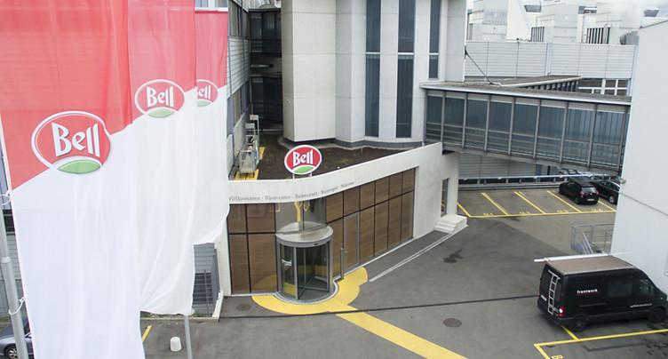 Bell Food Group ressent l'impact positif de l'arrivée de Hügli