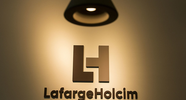 LafargeHolcim ferme ses sites de Zurich et Paris