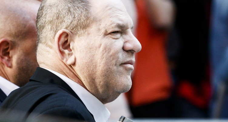 Harvey Weinstein inculpé d'un viol et d'une agression sexuelle