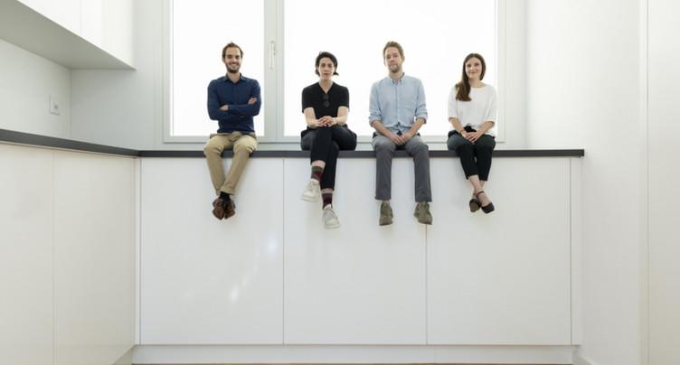 Le pavillon suisse remporte le Lion d'or à la Biennale de Venise