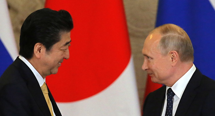 Kouriles: discussions pour un accord de paix Russie-Japon