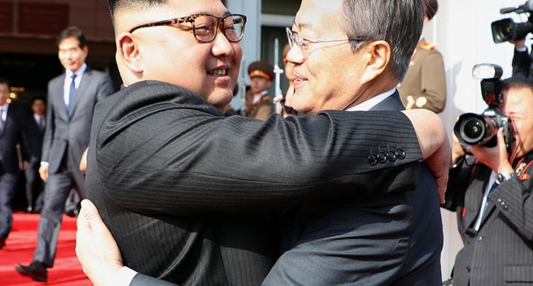 Les dirigeants des deux Corées prêts à se « rencontrer fréquemment »