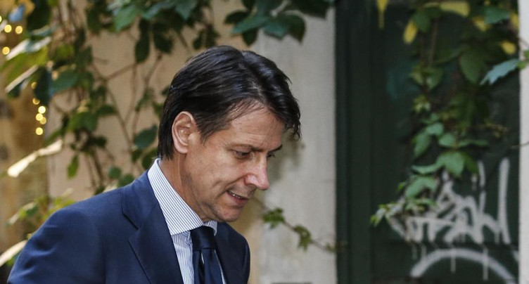 Giuseppe Conte renonce à être Premier ministre