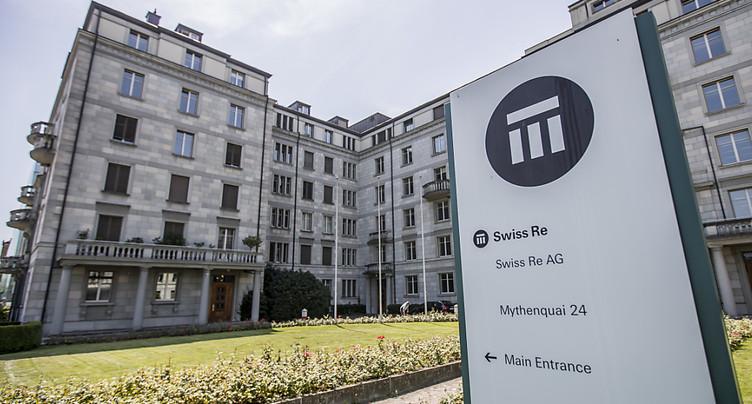 Swiss Re renonce à faire entrer Softbank dans son capital