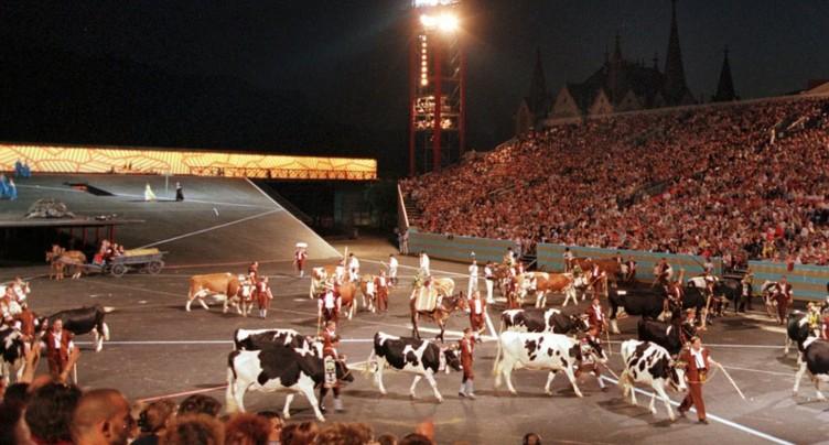 Ranz des vaches: un collectif plutôt qu'un soliste