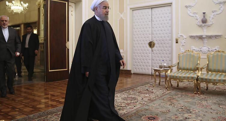 Accord nucléaire: le président iranien en Chine en juin