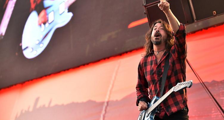 Retour des Foo Fighters en Suisse après le concert annulé de 2015