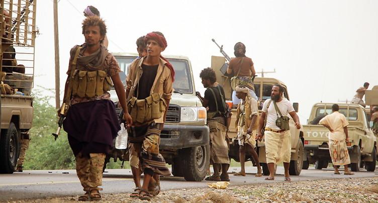 L'émissaire de l'ONU tente d'obtenir la fin des combats à Hodeida