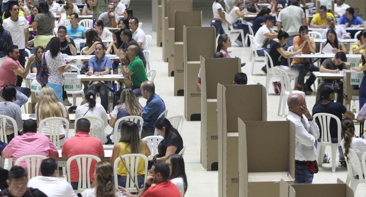 La Colombie vote pour une présidentielle inédite entre droite et gauche