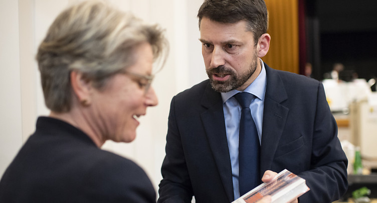 Gottfried Locher réélu président des Eglises protestantes de Suisse