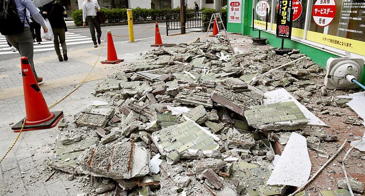 Un puissant séisme fait au moins trois morts dans l'ouest du Japon