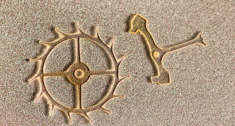 EPFL: vers des mécanismes horlogers en diamant