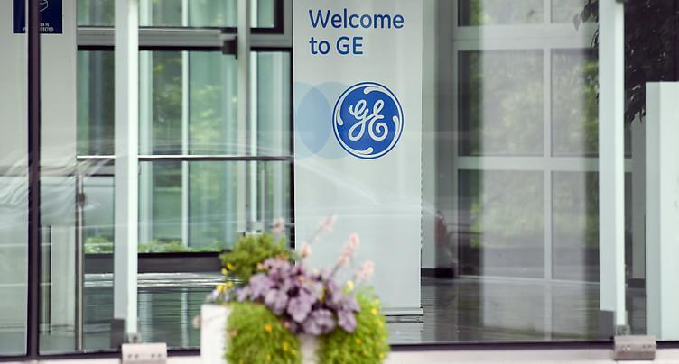 GE Power ramène les suppressions d'emplois en Suisse à 1200 postes