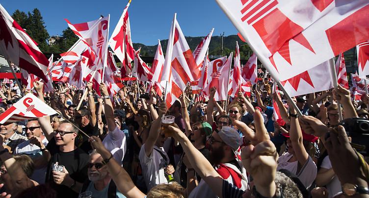 Optimisme du Gouvernement jurassien un an après le vote de Moutier