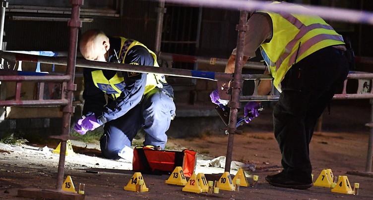 Un mort et quatre blessés dans une fusillade à Malmö en Suède