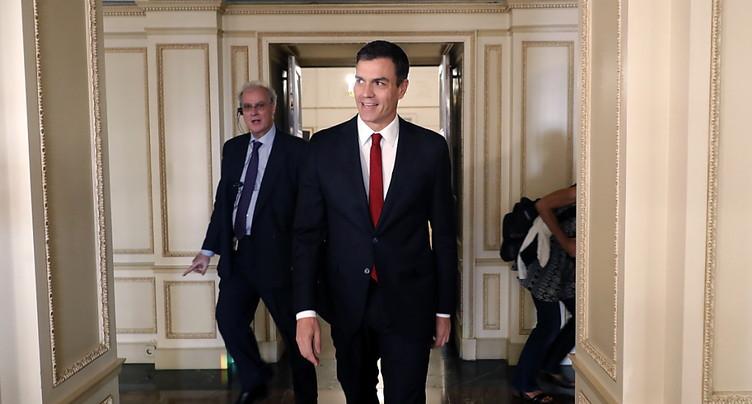 Le nouveau Premier ministre espagnol prévoit une tournée européenne