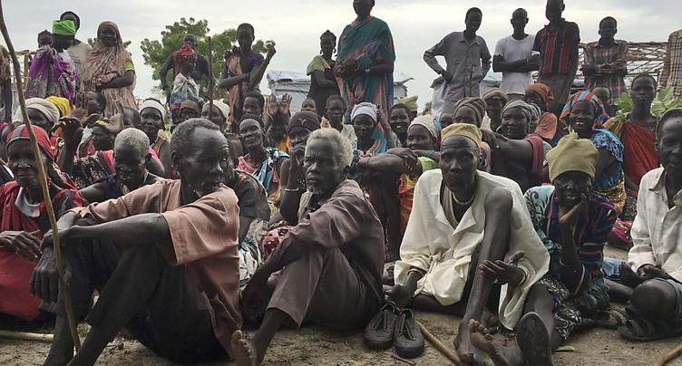 Plus de 68 millions de déplacés dans le monde en 2017, un record