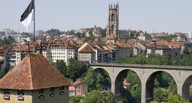 Genève paiera plus pour la péréquation - Fribourg recevra moins
