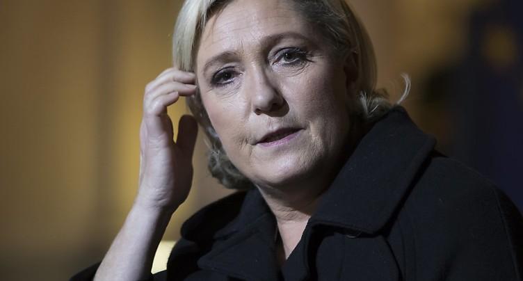 Marine Le Pen doit rembourser 300'000 euros