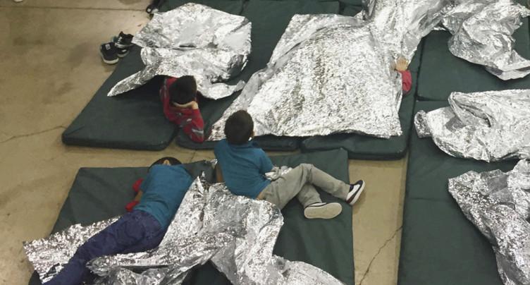 Pluie de réactions à la politique migratoire américaine