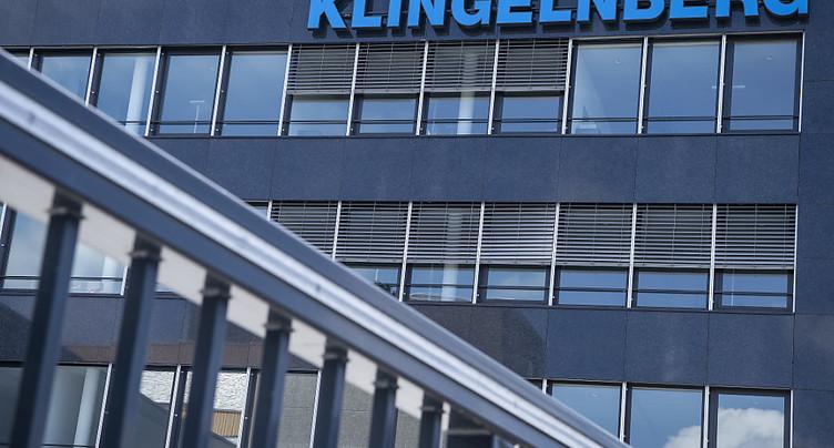 Klingelnberg fixe le prix d'émission de son action à 53 francs