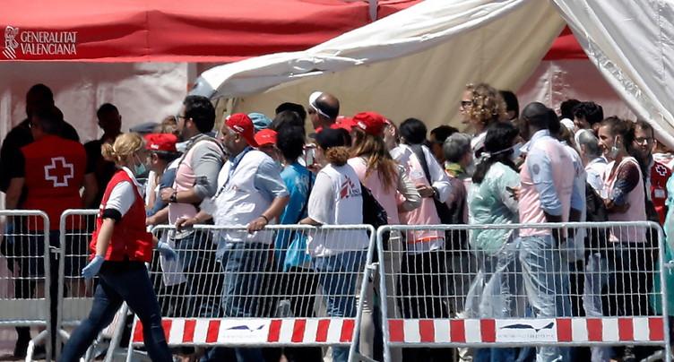 Etats-Unis: premier pays de demande d'asile dans l'OCDE