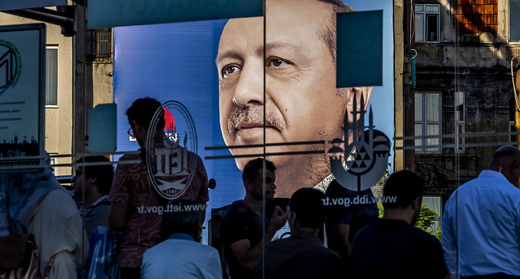Participation record des expatriés turcs aux élections - en Suisse aussi