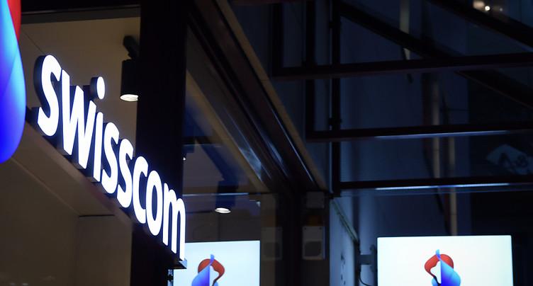 Swisscom pourrait avoir été victime des ententes illicites dans les Grisons
