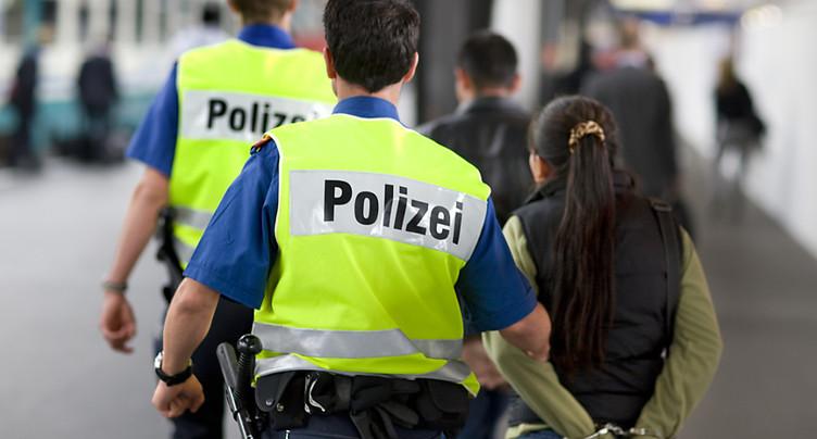 La nationalité des délinquants encore débattue à la Ville de Zurich