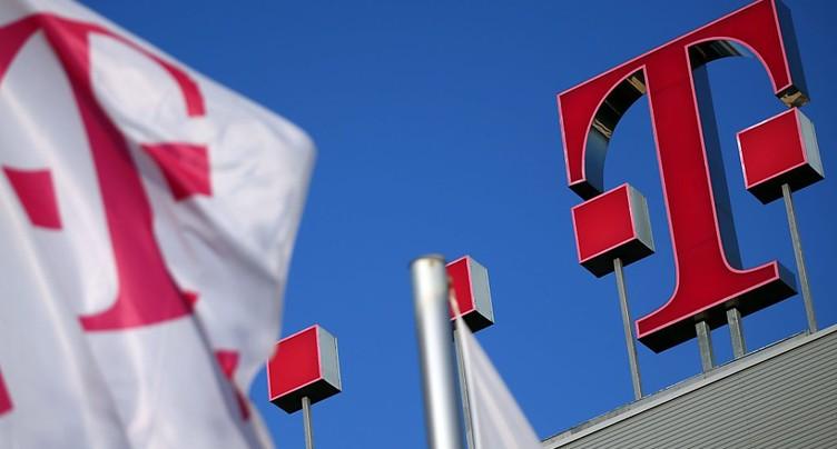 Deutsche Telekom va supprimer environ 10'000 postes chez T-Systems