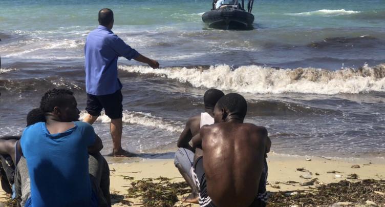 Près de 220 noyades depuis mardi au large de la Libye, selon le HCR