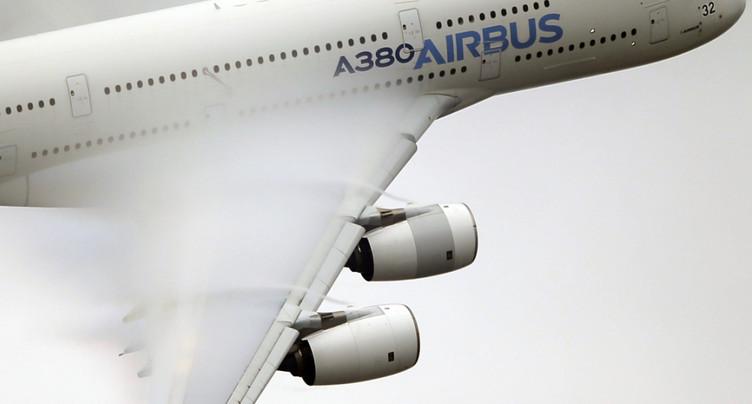 Airbus menace de revoir ses investissements au Royaume-Uni