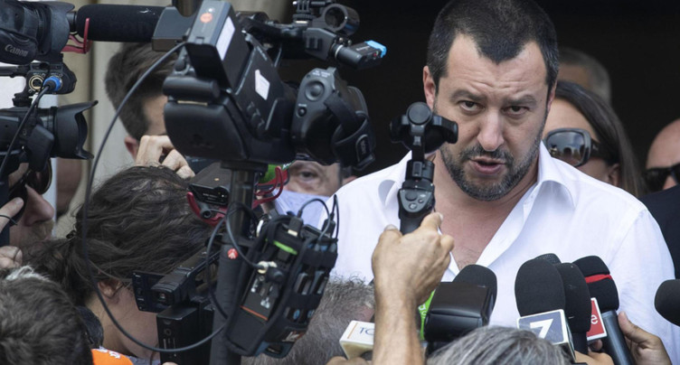 Crise migratoire: l'Italie maintient sa ligne dure avant le mini-sommet de Bruxelles