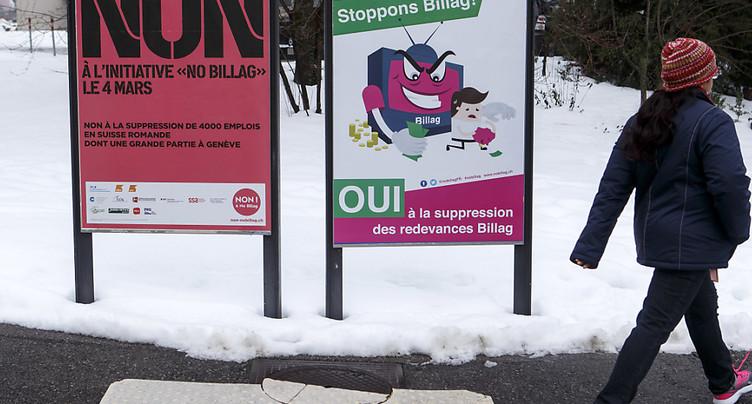 Swissinfo épinglé pour une de ses contributions sur No Billag
