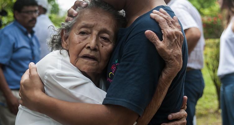 Les manifestants nicaraguayens dénoncent la violence étatique