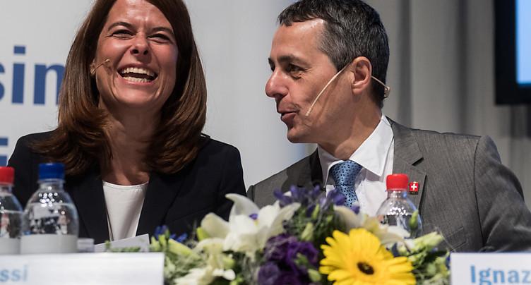 Bilatérales: Ignazio Cassis veut accélérer l'accord avec l'UE