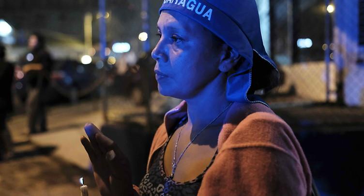 Cinq morts: les violences étatiques se poursuivent au Nicaragua