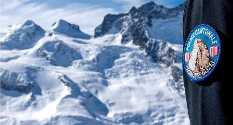 Deux alpinistes perdent la vie à Saas-Fee (VS)
