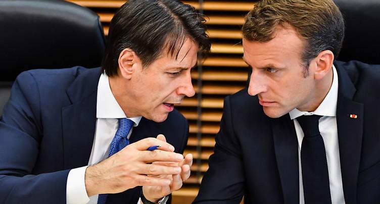 Mini-sommet migratoire à Bruxelles dans un contexte tendu
