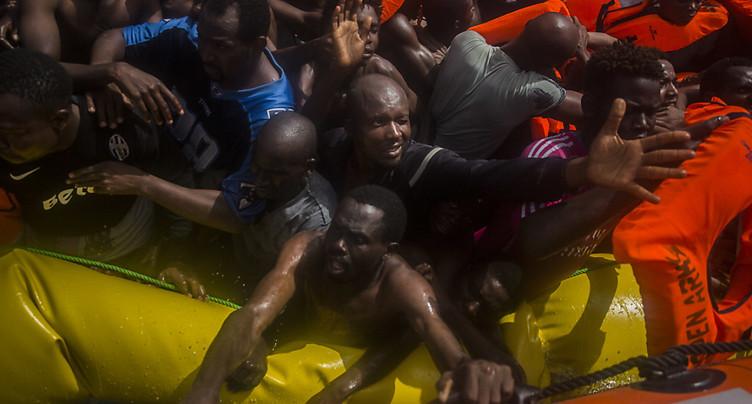 Les ONG sommées de laisser faire les garde-côtes libyens