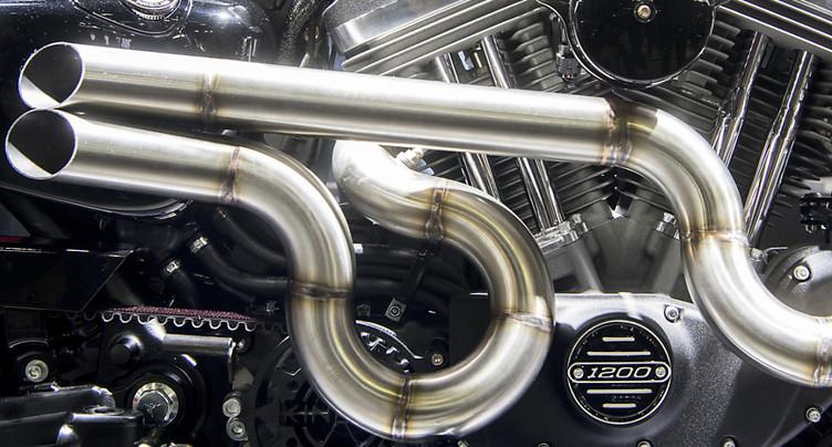 Harley-Davidson tente de contourner les droits de douane européens