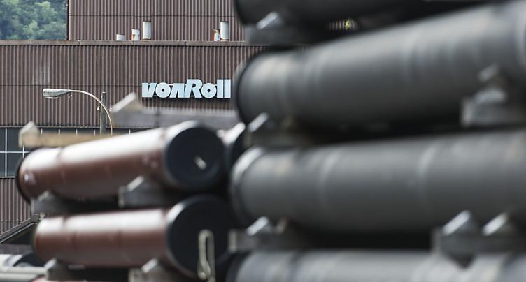 VonRoll Infratec prévoit de supprimer jusqu'à 60 postes à Choindez