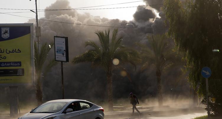 Deux jeunes Palestiniens tués dans des raids israéliens sur Gaza