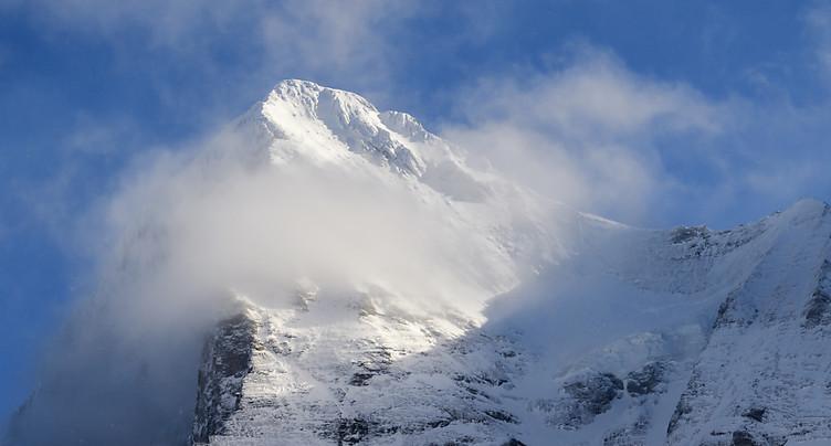 Un alpiniste a perdu la vie sur l'Eiger