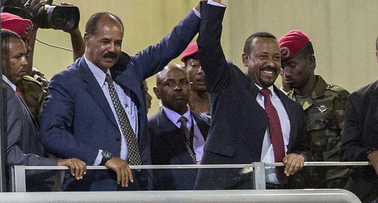 Réouverture de l'ambassade d'Erythrée en Ethiopie